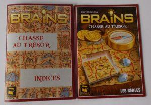 BRAINS - Chasse au Tresor - Contenu2