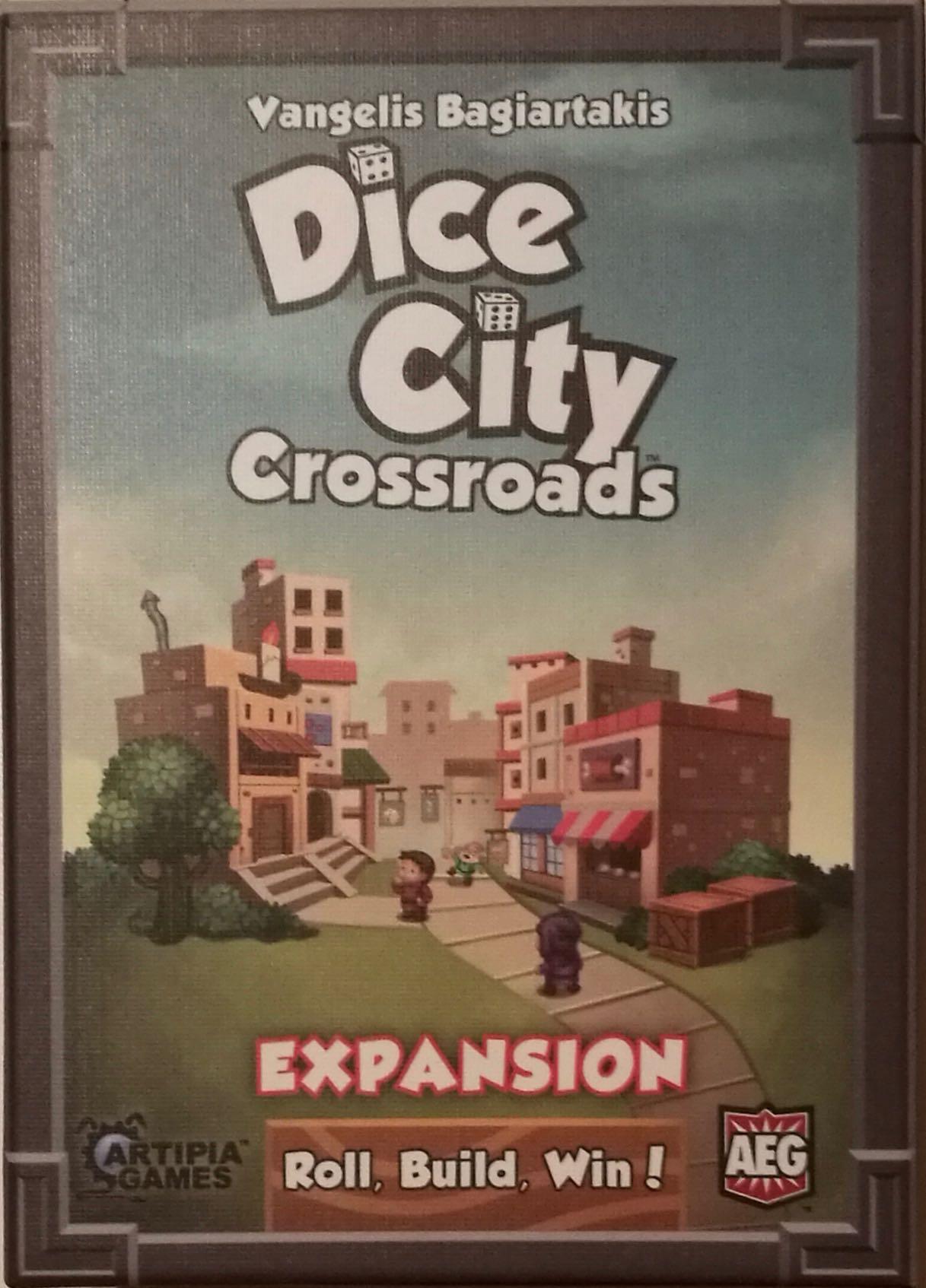 DICE CITY CROSSROAD – Boite