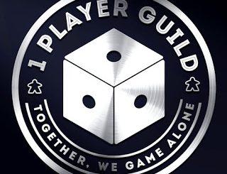 1 PLAYER GUILD LOGO