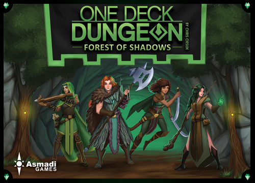 one deck dungeon - forest